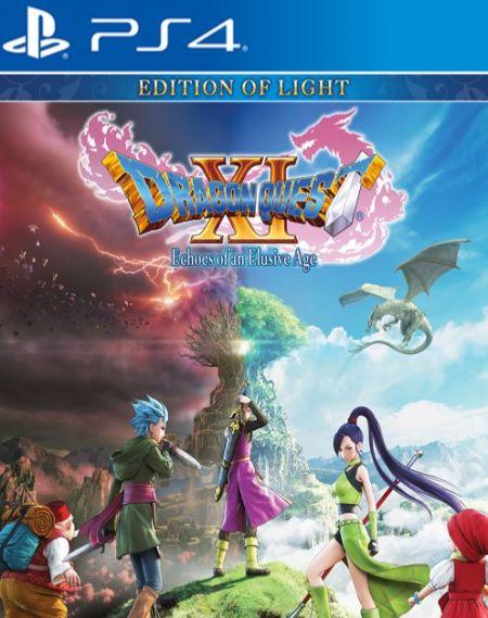 Echanger le jeu Dragon Quest XI: Les Combattants de la destinee sur PS4