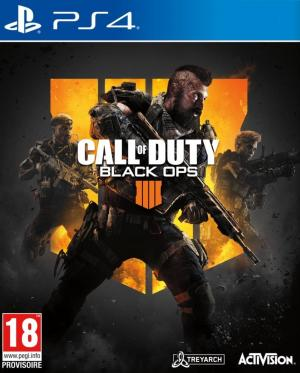 Echanger le jeu Call of Duty: Black Ops 4 (jeu exclusivement en ligne) sur PS4