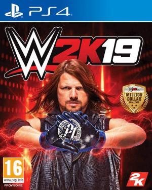 Echanger le jeu WWE 2K19 sur PS4