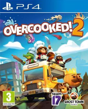 Echanger le jeu Overcooked 2 sur PS4