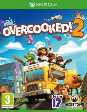 Echanger le jeu Overcooked 2 sur Xbox One