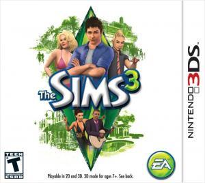 Echanger le jeu Les Sims 3 sur 3DS