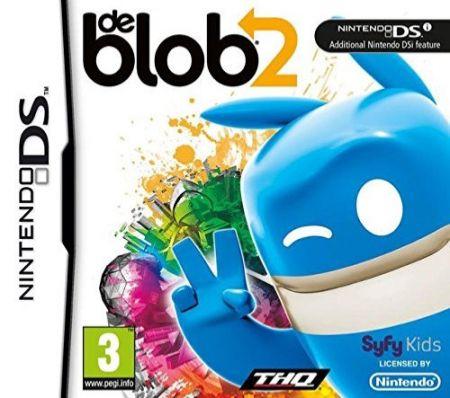 Echanger le jeu De Blob 2 sur Ds