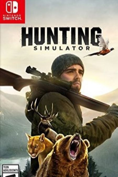 Echanger le jeu Hunting Simulator sur Switch
