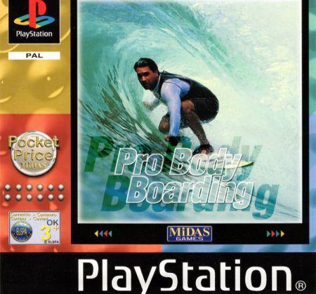 Echanger le jeu Pro Body Boarding  sur PS1