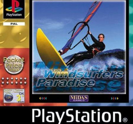 Echanger le jeu Windsurfers Paradise  sur PS1