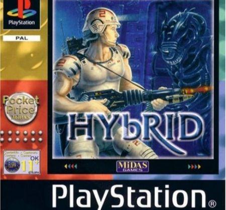 Echanger le jeu Hybrid sur PS1