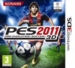 Echanger le jeu PES 2011 3D  sur 3DS