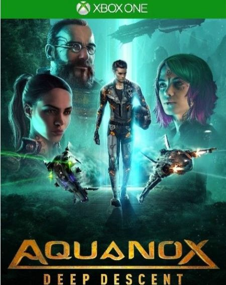 Echanger le jeu Aquanox Deep Descent sur Xbox One
