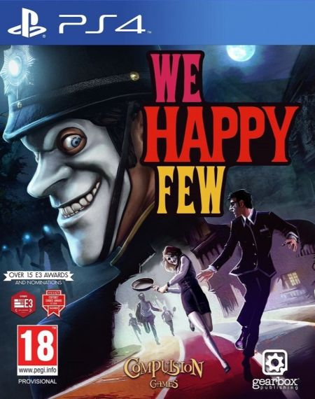Echanger le jeu We Happy Few sur PS4