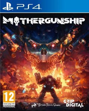 Echanger le jeu Mothergunship sur PS4