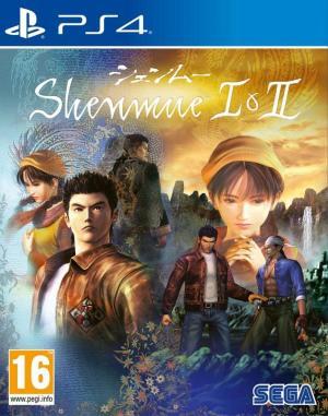 Echanger le jeu Shenmue I & II sur PS4