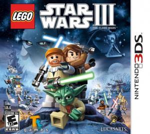 Echanger le jeu LEGO Star Wars : La Guerre des Clones sur 3DS