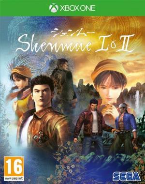 Echanger le jeu Shenmue I & II sur Xbox One