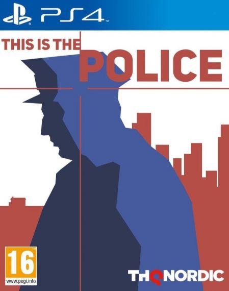 Echanger le jeu This is The Police sur PS4