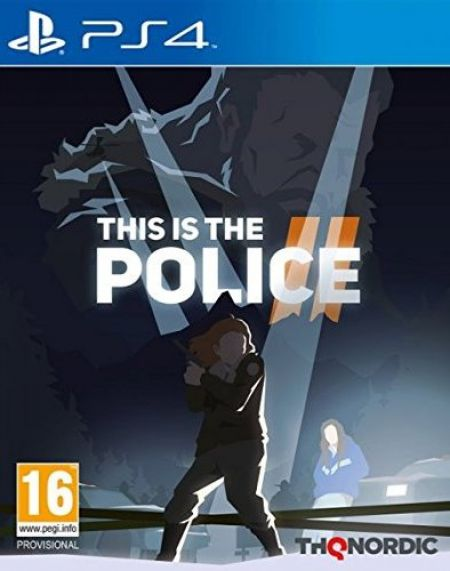Echanger le jeu This is the Police 2 sur PS4