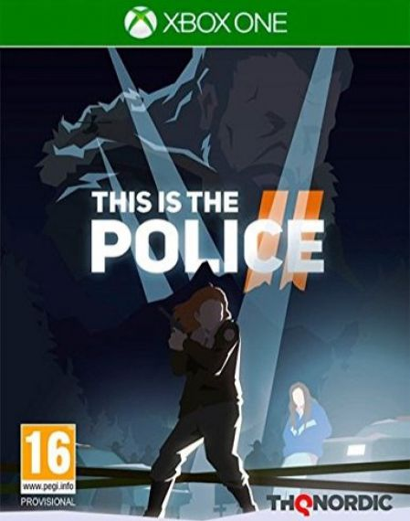 Echanger le jeu This is the Police 2 sur Xbox One