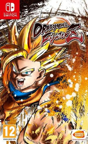 Echanger le jeu Dragon Ball Fighter Z sur Switch