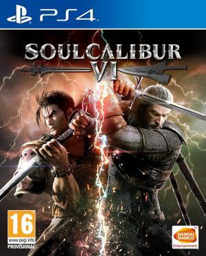 Echanger le jeu SoulCalibur VI sur PS4
