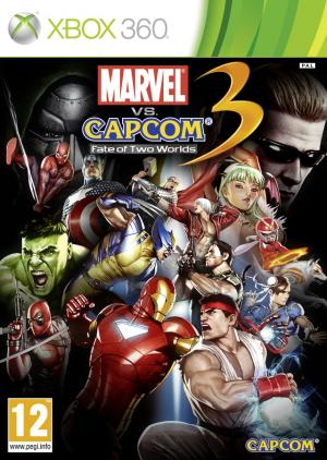 Echanger le jeu Marvel vs Capcom 3 : Fate of Two Worlds sur Xbox 360