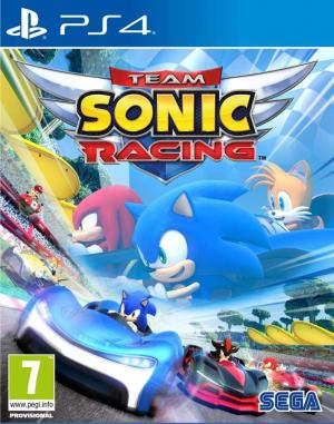 Echanger le jeu Team Sonic Racing sur PS4