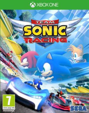 Echanger le jeu Team Sonic Racing sur Xbox One