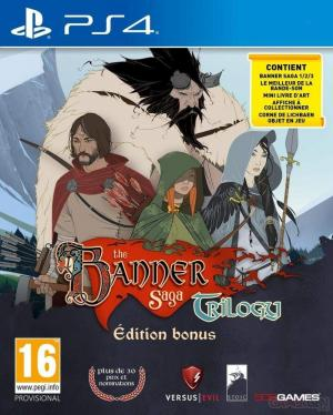 Echanger le jeu The Banner Saga Trilogy sur PS4