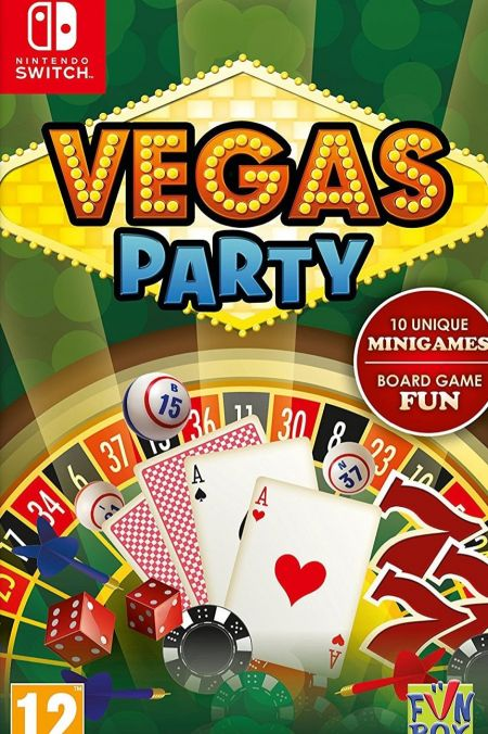 Echanger le jeu Vegas Party sur Switch
