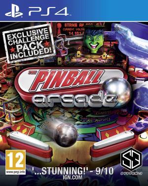 Echanger le jeu Pinball Arcade sur PS4