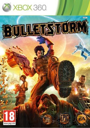 Echanger le jeu Bulletstorm sur Xbox 360