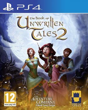 Echanger le jeu The Book of Unwritten Tales 2 sur PS4