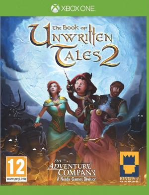 Echanger le jeu The Book of Unwritten Tales 2 sur Xbox One
