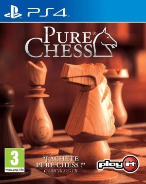 Echanger le jeu Pure Chess sur PS4