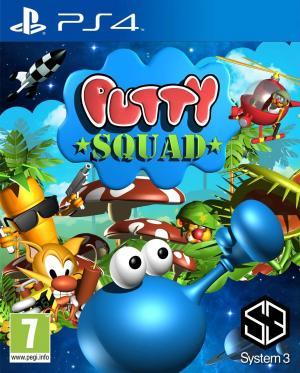 Echanger le jeu Putty Squad sur PS4