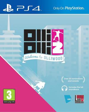 Echanger le jeu Olli Olli 2: Welcome to Olliwood sur PS4