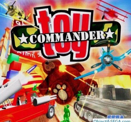 Echanger le jeu Toy Commander sur DREAMCAST