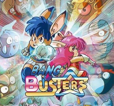 Echanger le jeu Bang Busters sur DREAMCAST