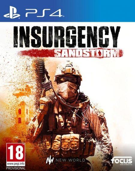 Echanger le jeu Insurgency Sandstorm sur PS4