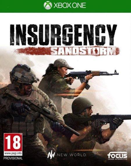 Echanger le jeu Insurgency Sandstorm sur Xbox One