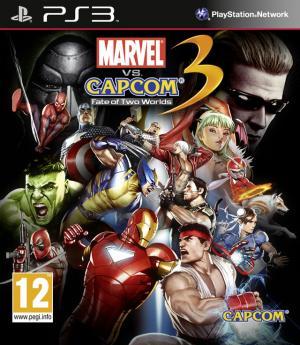 Echanger le jeu Marvel Vs Capcom 3 : Fate Of Two Worlds sur PS3