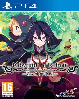 Echanger le jeu Labyrinth Of Refrain : Coven Of Dusk sur PS4