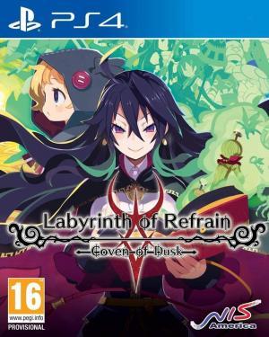 Echanger le jeu Labyrinth Of Refrain : Coven Of Dusk sur PS4