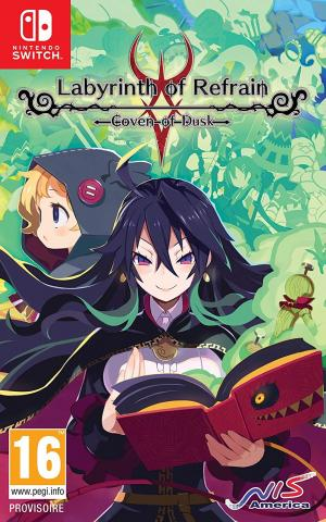 Echanger le jeu Labyrinth of Refrain: Coven of Dusk sur Switch