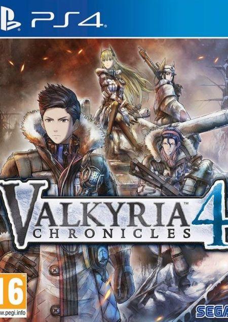 Echanger le jeu Valkyria Chronicles 4 sur PS4