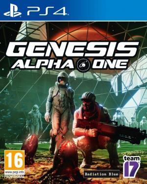 Echanger le jeu Genesis: Alpha One sur PS4