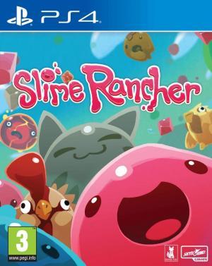 Echanger le jeu Slime Rancher sur PS4
