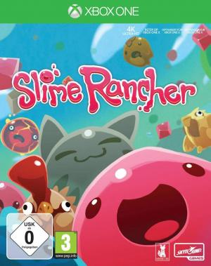 Echanger le jeu Slime Rancher sur Xbox One