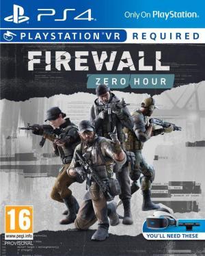 Echanger le jeu Firewall : Zero Hour (PS-VR requis) sur PS4