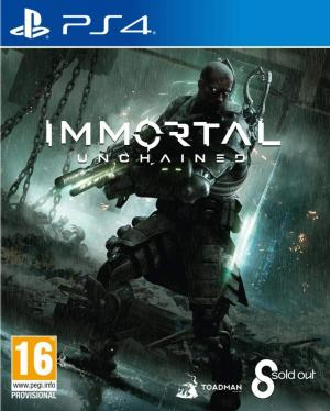 Echanger le jeu Immortal Unchained sur PS4