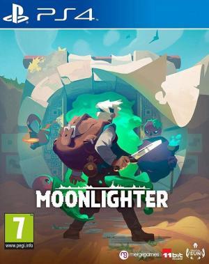 Echanger le jeu Moonlighter sur PS4
